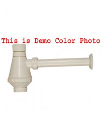 Pvc Delux Bottle Trape for Wash Basin / Kitchen sink Water out let