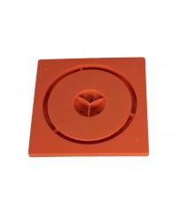 Abs Heavy Floor Trape - Tomato