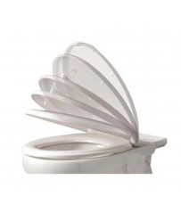 European Soft Close ( Hydraulic ) Toilet Seat Cover