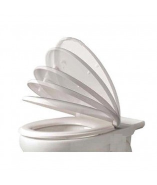 European Soft Close ( Hydraulic ) Toilet Seat Cover