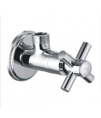 Access Model Angle Cock With Wall Flange , Angle Valve Made BY Brass honey Heavy Duty