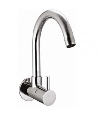 Alter Model Kitchen Sink Cock / Tap With Wall Flange