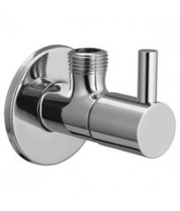 Avenue Model Angle Cock With Wall Flange , Angle Valve Made BY Brass honey Heavy Duty