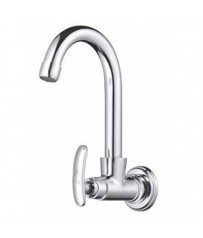 Mestro Model Kitchen Sink Cock / Tap With Wall Flange
