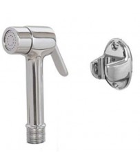 Brass Heavy Duty Hand Faucet / Health faucet With Wall Hook Stand ( With Free Screw Fitting Kit)
